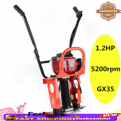 4-stroke Gas Concrete Wet Screed Power Concrete Vibrating Screed Cement 37.7cc