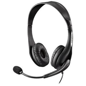 Insignia NS-PAH5201-C Headset With Microphone (New Other)