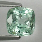 Square Cushion Green Loose Tourmalines