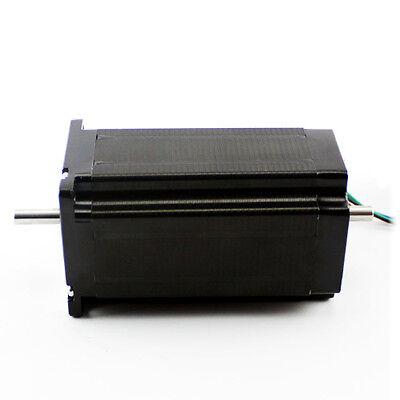 Nema23 570 Ozin 3.5a 14 Dual Shaft Stepper Motor Kl23h2100-35-4bm