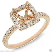 14k Gold Ring Settings
