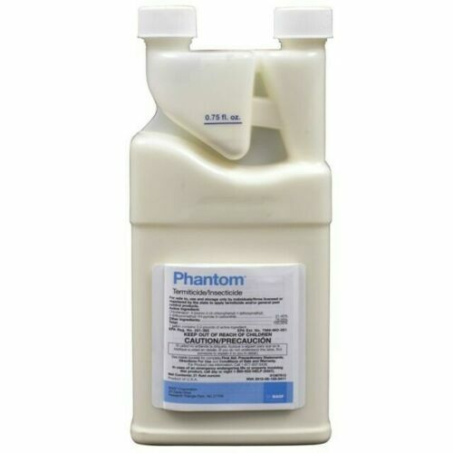 21 oz Phantom Non-Repellant Insecticide Control Roaches Ant Termites Bed Bug etc