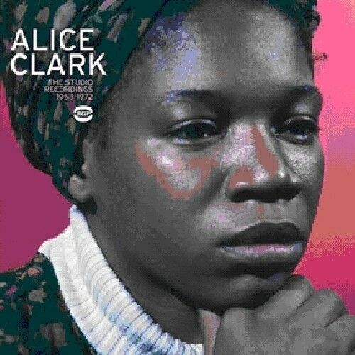 Alice Clark - Studio Recordings 1968-72 [New CD] UK - Import