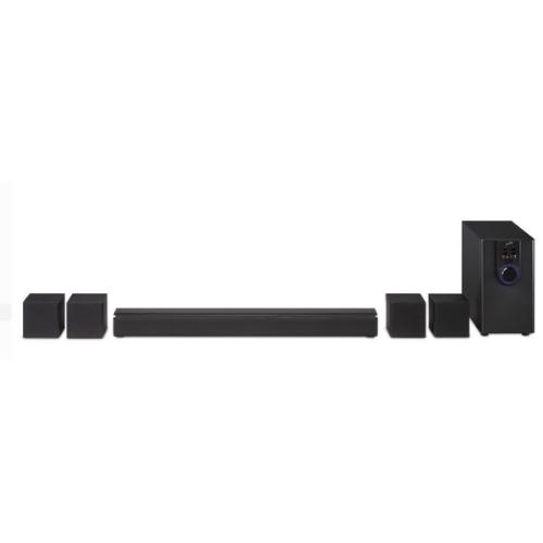 "32"" Bluetooth Surround Sound 5.1-Channel Music TV DVD Home T"