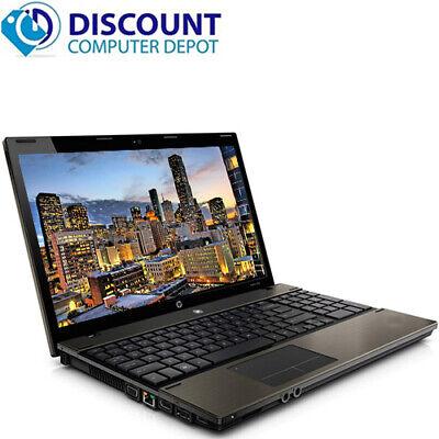 "Laptop Windows - HP Laptop Computer ProBook 4520s 15.6"" Windows 10 Home PC Core i5 8GB 250GB"