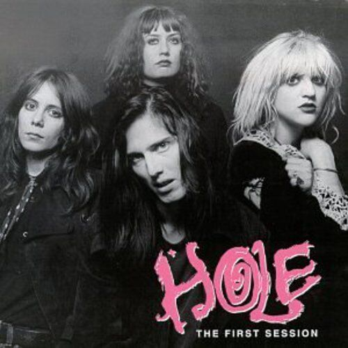 Hole - First Session [New CD] Extended Play