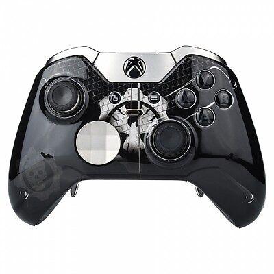 """""""Foul NIGHT"""" Original Xbox One ELITE UN-MODDED Custom Controller Unique Design"""