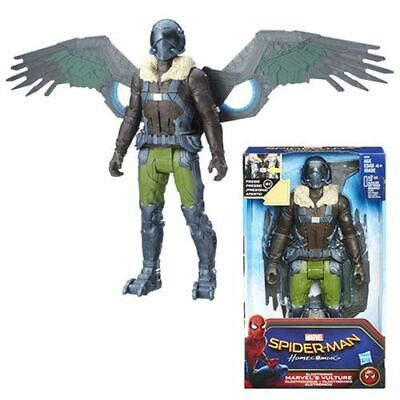 NEW Hasbro Spider-Man Homecoming: Electronic Marvel's Vulture 12