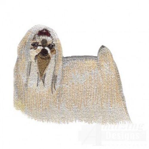 Embroidered Fleece Jacket - Maltese AD014 Sizes S - XXL