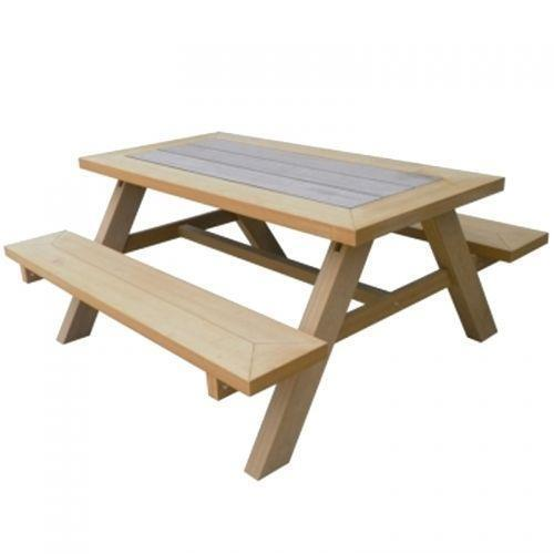 Round Picnic Tables Ebay