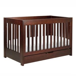 crib, bicycle, highchair, baby rocker, swing, scooter, etc