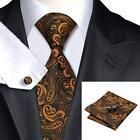 Mens Silk Tie Set