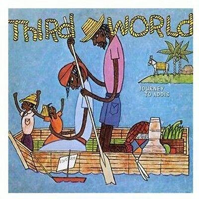 Third World - Journey To Addis [New Cd]