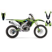 Kawasaki Aufkleber