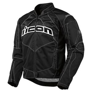 Manteau Moto Icon Contra  3 XL Motorcycle jacket