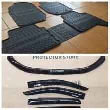 Set of Weather shields suit Toyota Aurion******2015 Coburg North Moreland Area Preview
