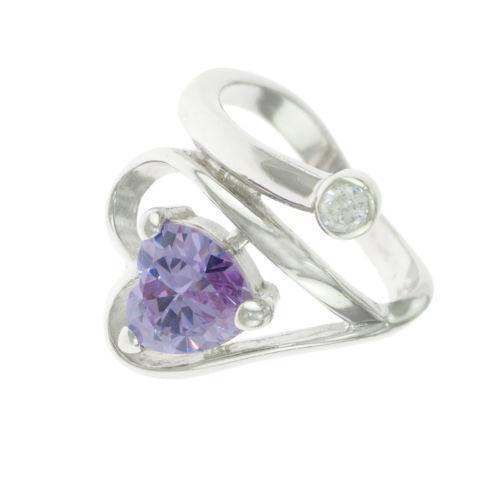Purple Heart Ring Ebay