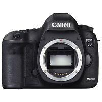 Canon EOS 5D Mark III DSLR Camera + Lens option