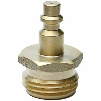 Blowout Plug - RV Blow Out Plug with Brass Quick Connect for Winterization - sea doo jet ski