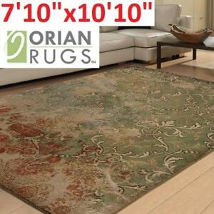 "NEW ORIAN AREA RUG 7'10""x10'10"" 3204 185670082 RADIANCE ALEXANDRIA RUGS CARPETS FLOORING DECOR ACCENTS"