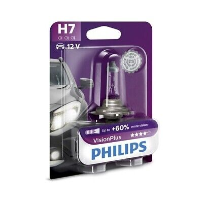 1 Glühlampe PHILIPS 12972VPB1 VisionPlus AEBI ALFA ROMEO AUDI BMW CHRYSLER DAF