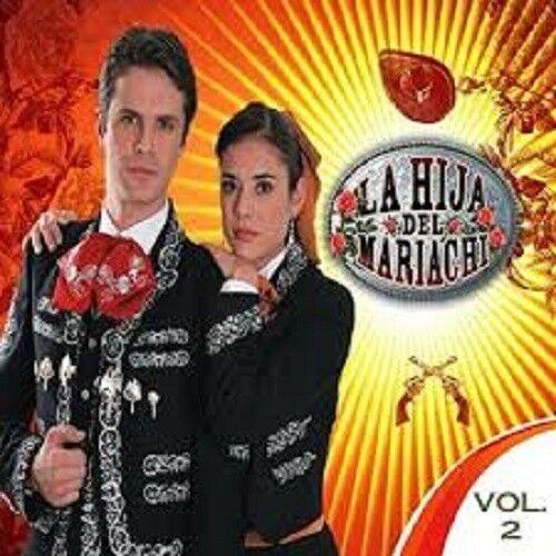 COLOMBIA,TELENOVELA,LA HIJA DEL MARIACHI,30 DVD
