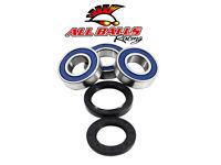 2006-2014 Kawasaki ZX14R Motorcycle All Balls Wheel Bearing Kit Rear