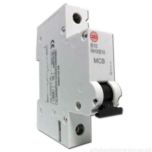 wylex mcb circuit breakers ebay. Black Bedroom Furniture Sets. Home Design Ideas