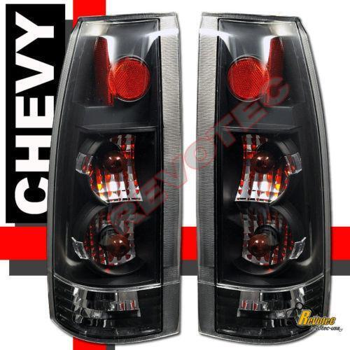 97 chevy truck tail lights ebay. Black Bedroom Furniture Sets. Home Design Ideas