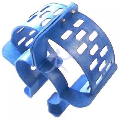 "Propeller Safety Guard 13"" Blue Fits 40 thru 65hp Boat Marine Surf Outboard"