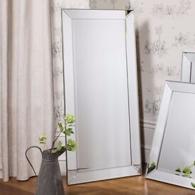 Need a new modern venetian frameless mirror today from £19 to £299