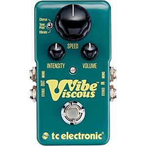 TC Electronic - Viscous Vibe pedal