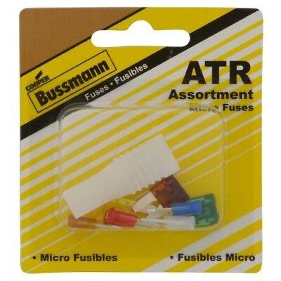 Bussmann2-leg Micro Blade Fuse Emergency Kit With Puller