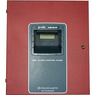 Ms-5ud-3 Fire-lite Honeywell 5 Zone Conventional Fire Alarm Control Panel