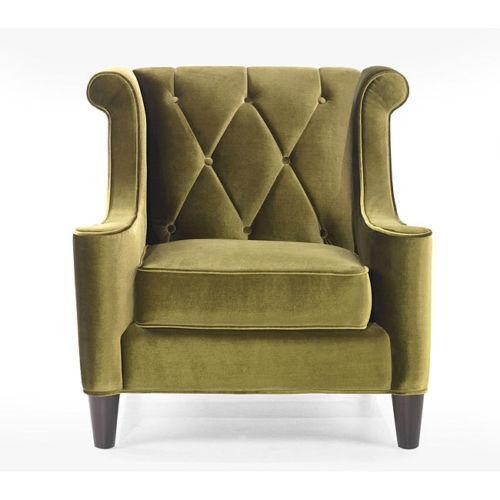 Green Velvet Chair Ebay