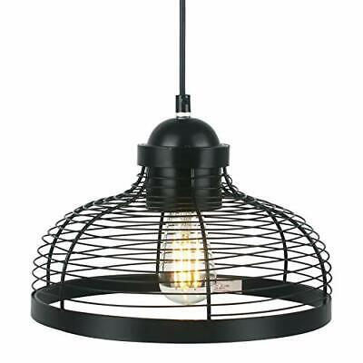 Pendant Lighting Edison Farmhouse Lamp for Kitchen Island, R