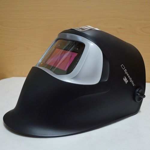 New 3M Speedglas 100v Black Auto Darkening Filter Welding-He