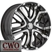 Dodge RAM Wheels 22