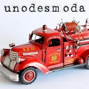 Model Fire Engines