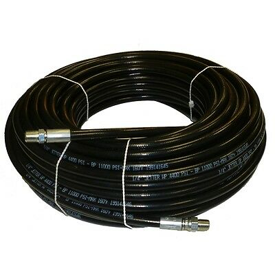 14 X 150 Sewer Cleaning Jetter Hose 4400 Psi