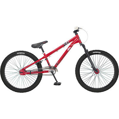 "kids boys 24""  red off road jump bmx dirt bike bicycle cruiser sale mongoose"