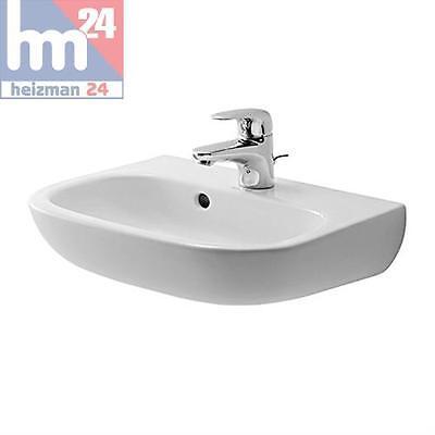 Duravit D-Code Handwaschbecken 45 x 34 cm in weiß 0705450000