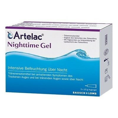 ARTELAC Nighttime Gel 30g 07707228