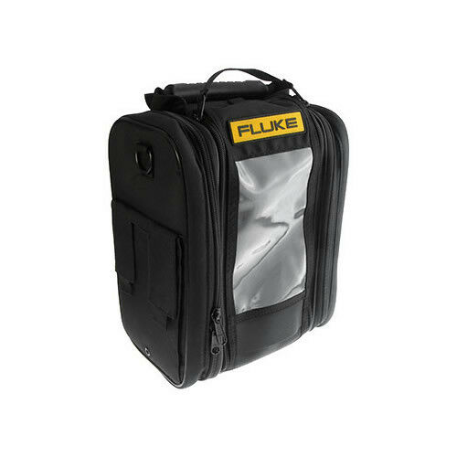 Fluke C799 Soft Field Carrying Case with Clear Keyboard Window