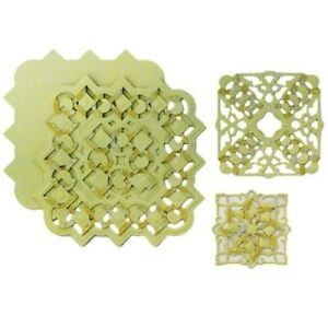 Spellbinders Shapeabilities Cut, Fold and Tuck - FOLDED LACE