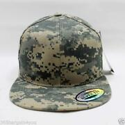 Fitted Military Hat