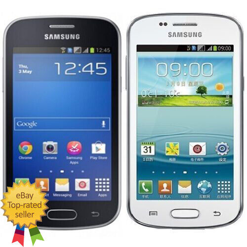 Android Phone - New Sealed in Box Samsung Galaxy S Trend Duos 2 II S7572 GSM UNLOCKED DUAL SIM