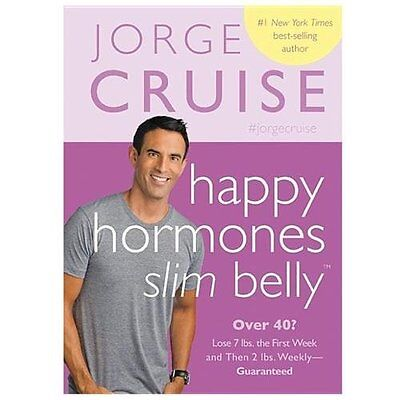 Happy Hormones, Slim Belly - Cruise, Jorge on Rummage