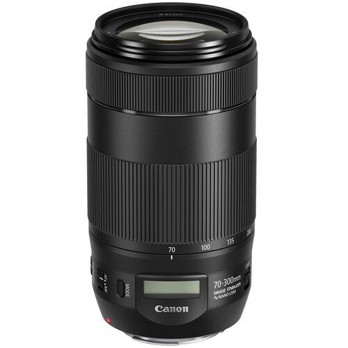 Canon EF70-300 IS II USM Telephoto Zoom Lens for Canon DSLR Cameras 0571C002