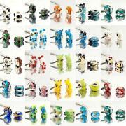 Paw Print Beads